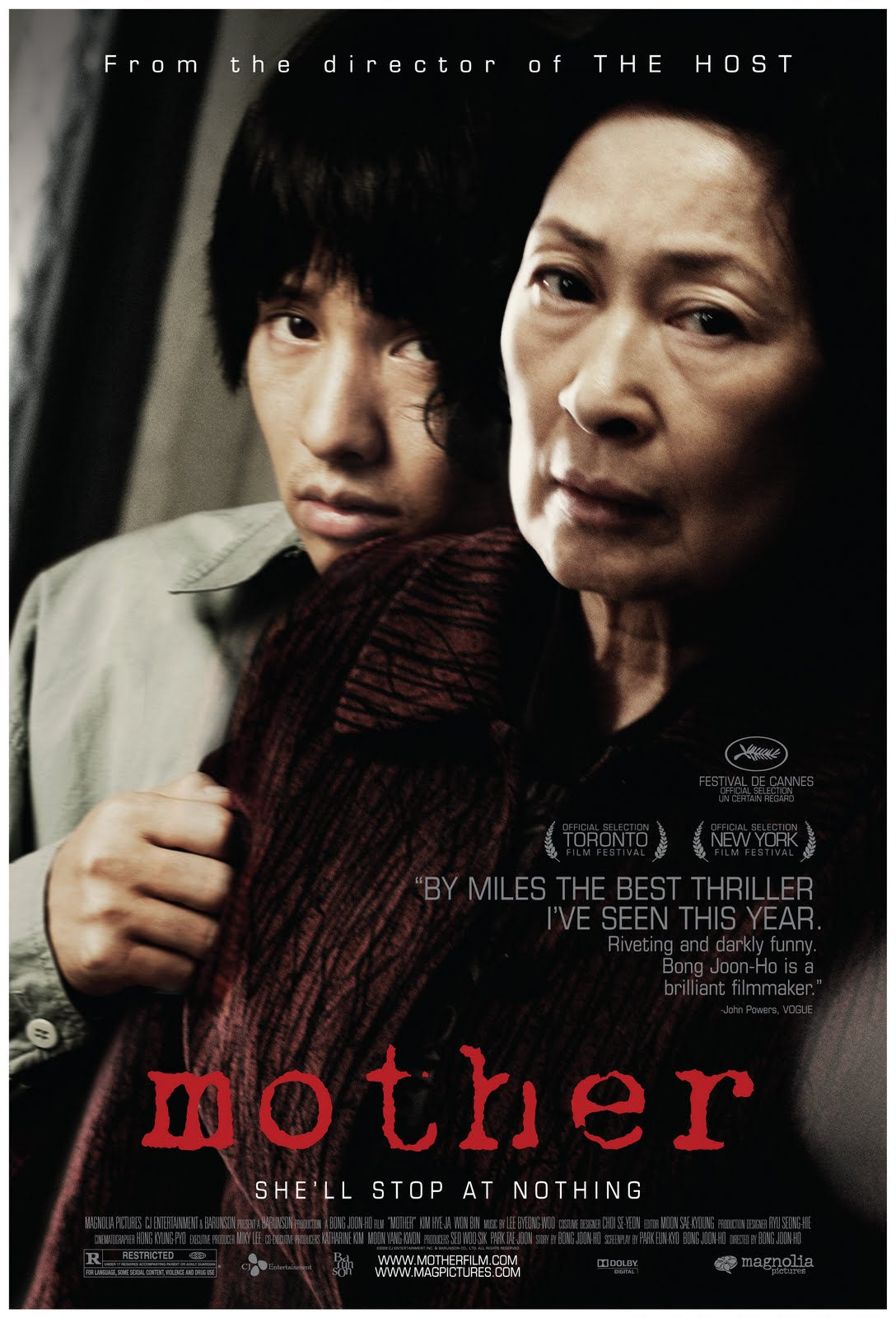 Film Review: Mother (2009)