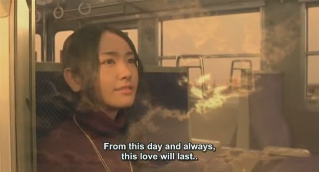 Film Review Koizora Sky Of Love 2007 The Little Dorama Girl